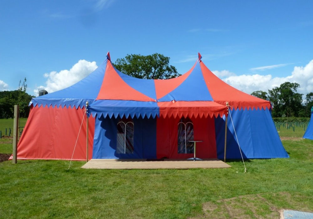 UK leading Tent Manufacturer in the UK | Bond Fabrications Ltd