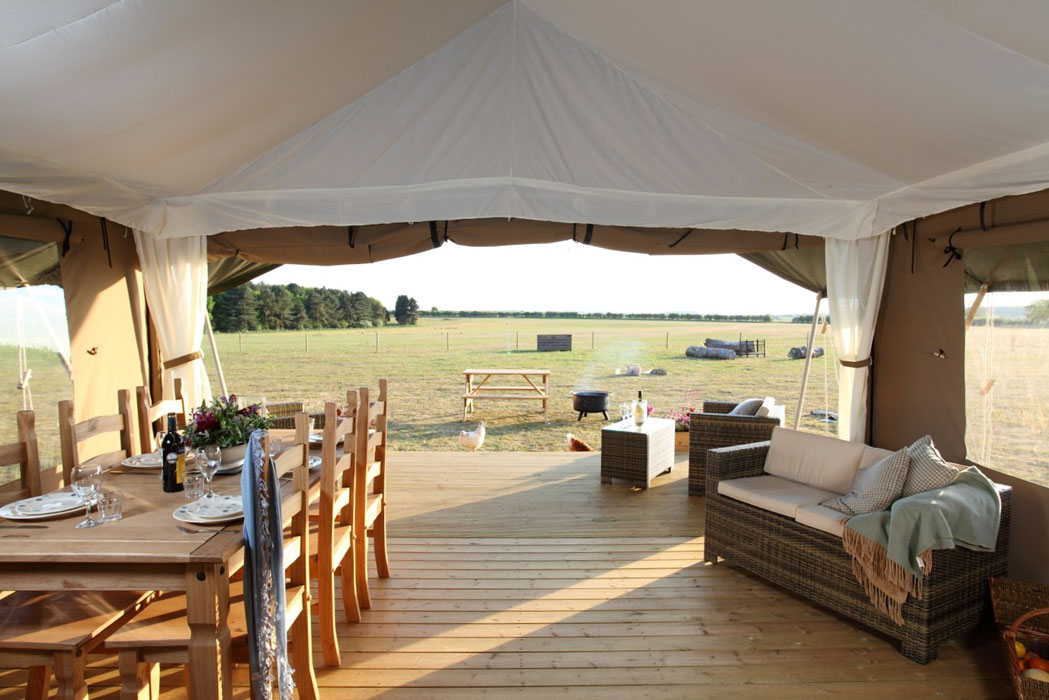 Glamping Tent Manufacturer | Bond Fabrications Ltd